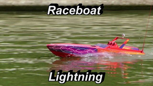 Raceboat Lightning2