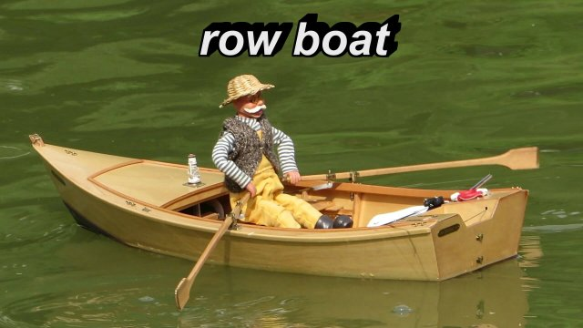 Ruderboot 2