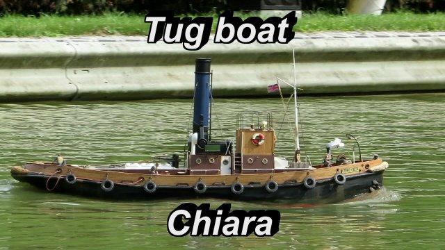 Schlepper Chiara 2