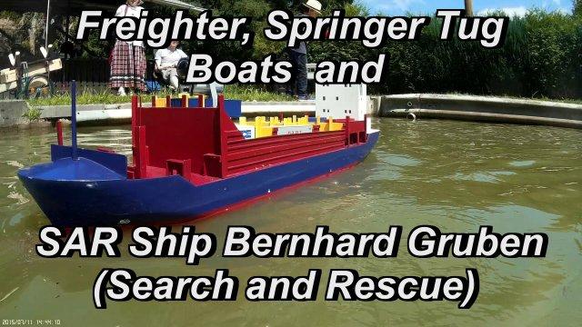 Springer SAR Neptun Frachter 2